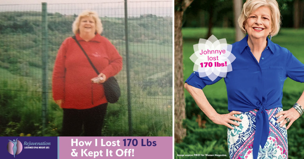 Weight Loss is Possible - How I Lost 170 Pounds & Kept It Off!