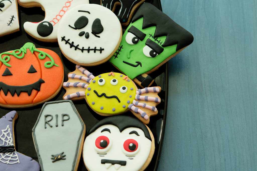 Keto-Friendly Halloween Recipes