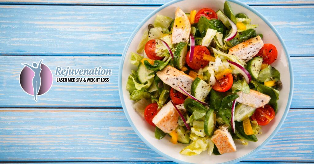 Keto-Friendly Salad Recipes weight loss