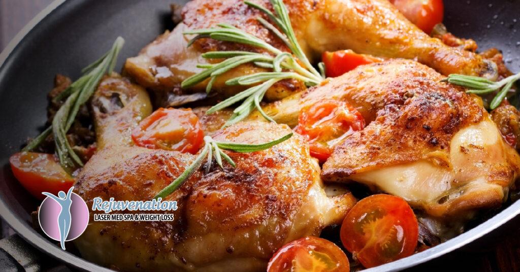 Amazing Health Benefits of Eating Chicken